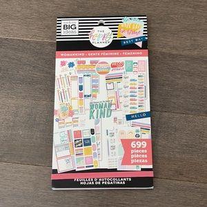 HAPPY PLANNER Womankind Sticker Book